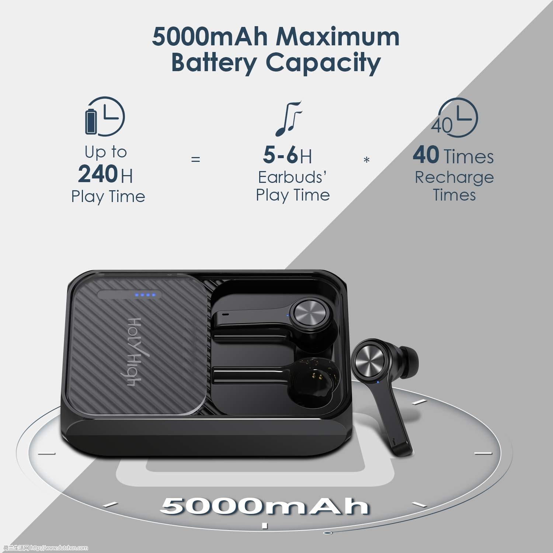 全新未开封「无线耳机+充电宝一体」,25欧出!