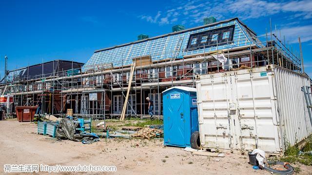 由于氮排放限制,荷兰新建房屋每年减少40%