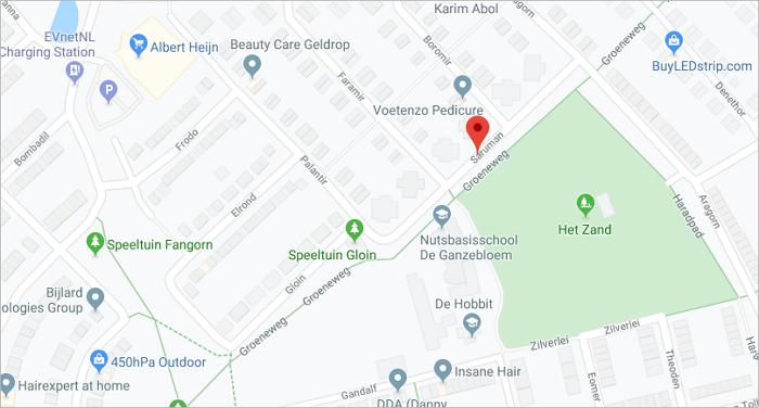鲜为人知的荷兰小镇,所有街道用指环王角色命名,学校叫霍比特人…