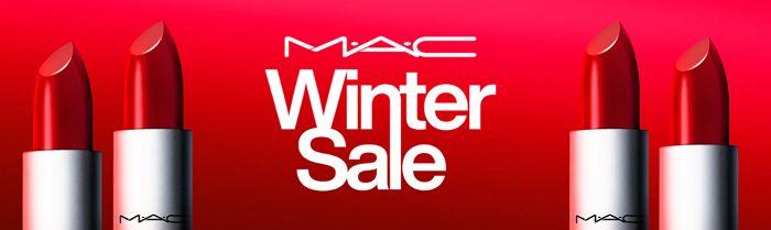 MAC冬季特卖正式开始!部分商品直接七折,新用户还有额外10%