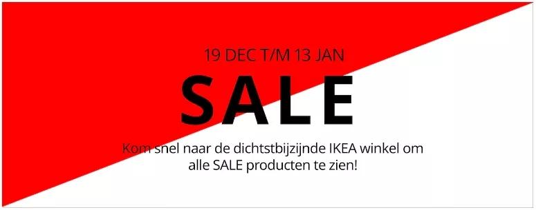 还剩最后五天,IKEA一年一度的冬季清仓正在进行中