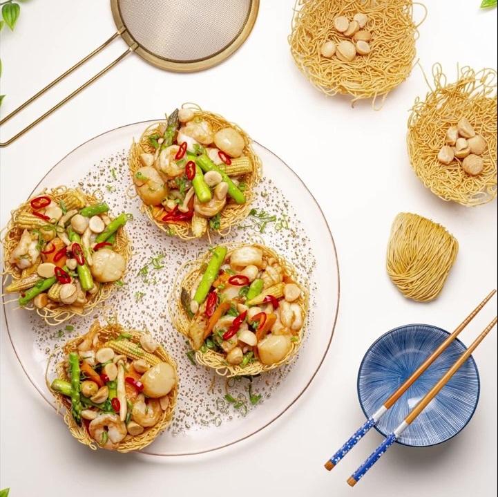 【手把手教你做菜】2道菜满足对山珍海味的所有需求
