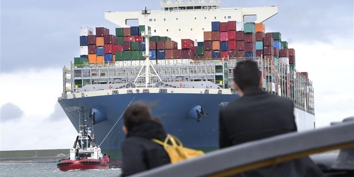 2018年荷兰从中国进口价值超过390亿欧元商品
