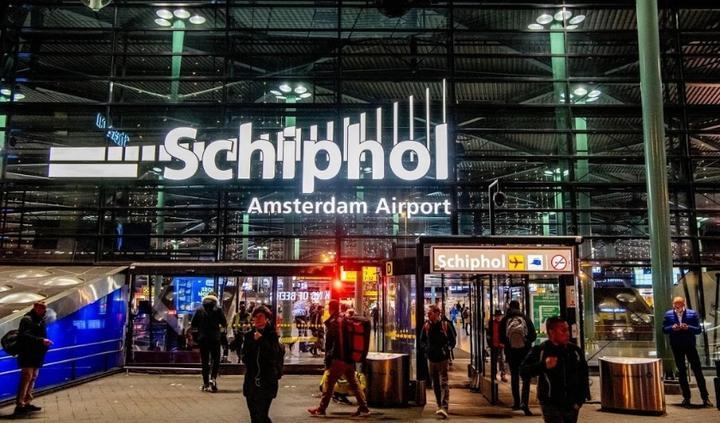 中国新型冠状病毒尚未影响阿姆斯特丹机场和航空公司