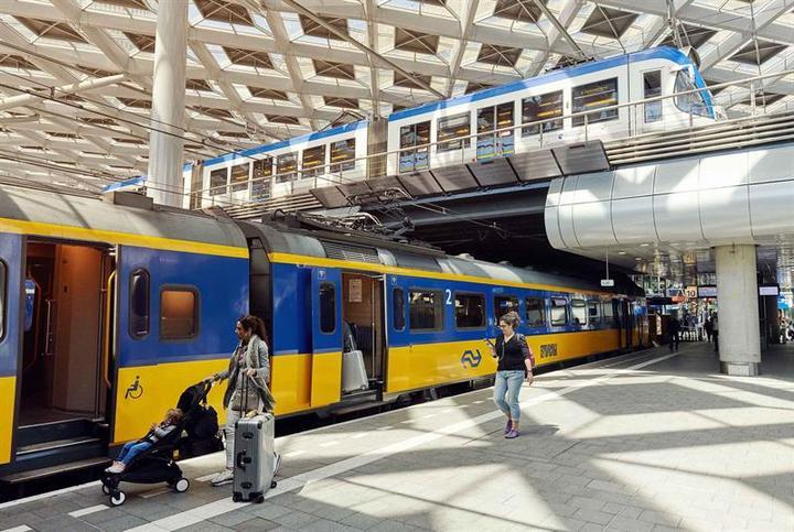 每天近130万人次,荷兰铁路公司2019年客运量创历史新高
