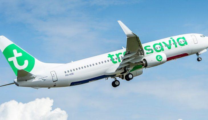 Transavia暂时中止所有航班到4月5日