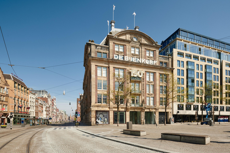 de Bijenkorf荷兰女王店百货门店将于4月29日重新开始营业