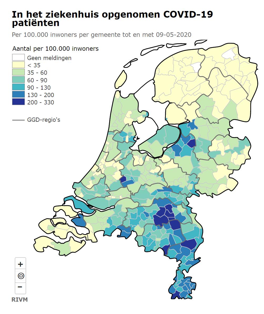 快讯!荷兰新增感染人数289、死亡63人,累计确诊达到42382人