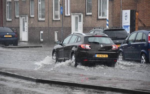"""荷兰结束""""神仙渡劫""""的天气,下周将迎来今年第一波40°热浪?"""