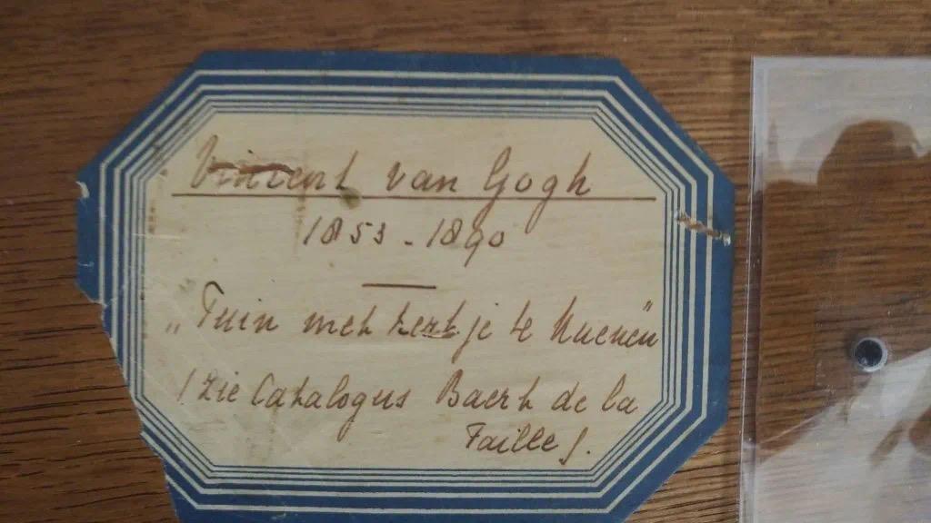 向荷兰警方发出挑战?几个月前被盗的梵高画作浮出水面…