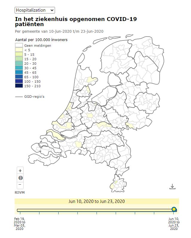 快讯!荷兰新增感染人数96人、死亡3人,累计确诊破5万人!