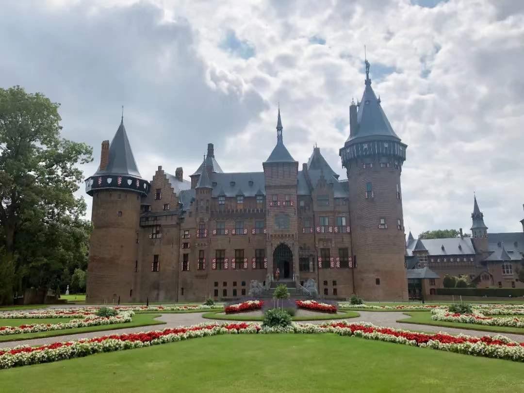 """盘点荷兰不能错过的十大城堡,一个最接近童话,一个发生过""""灵异事件""""…"""