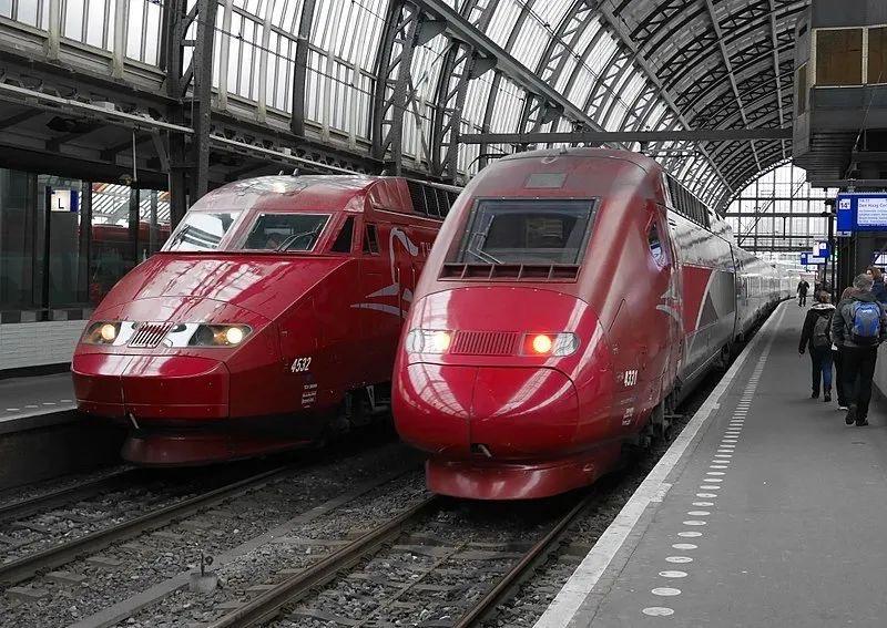 大部分荷兰出发的国际列车已经基本恢复,具体细节进来看