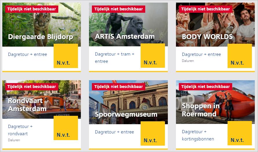 喜大普奔!荷兰NS恢复开售两大优惠火车套票,还有一些细节需要了解