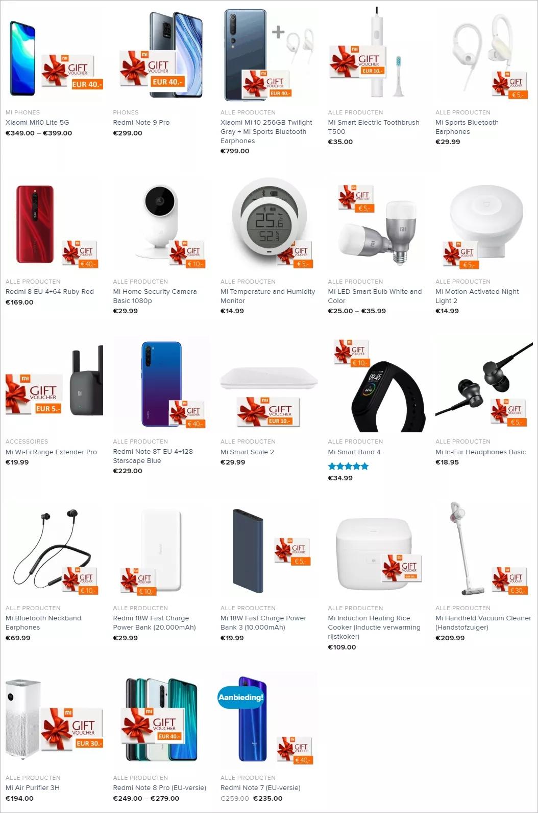 小米产品夏季促销,手环、体脂秤、电饭煲、小夜灯、Wifi放大器…价格美丽