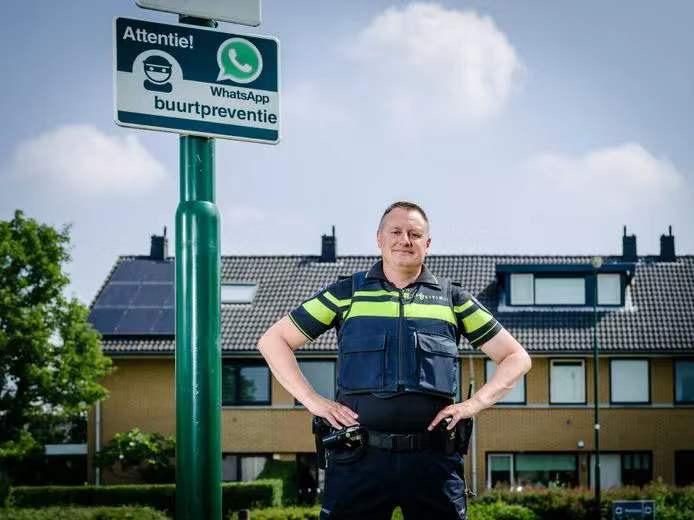 """门缝被塞了小树枝…荷兰的小偷们开始""""复工"""",警方给了建议"""