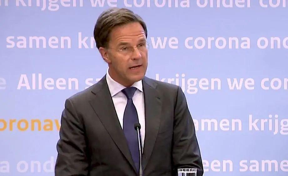 疫情再次爆发,荷兰紧急发布多项全国措施,各地市政有权强制民众戴口罩…