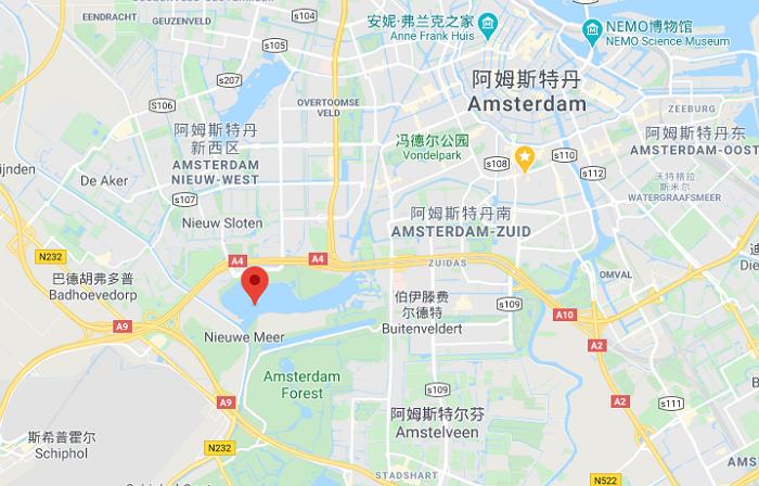 注意:阿姆斯特丹发生枪击事件,一人死亡,持枪凶手目前在逃