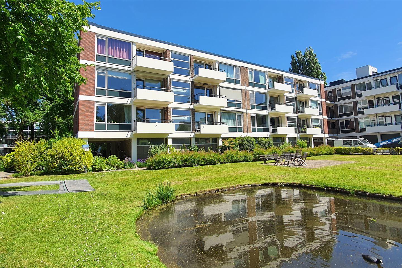 鹿特丹Erasmus 大学门口200米公寓的房间出租(Kraligen区)