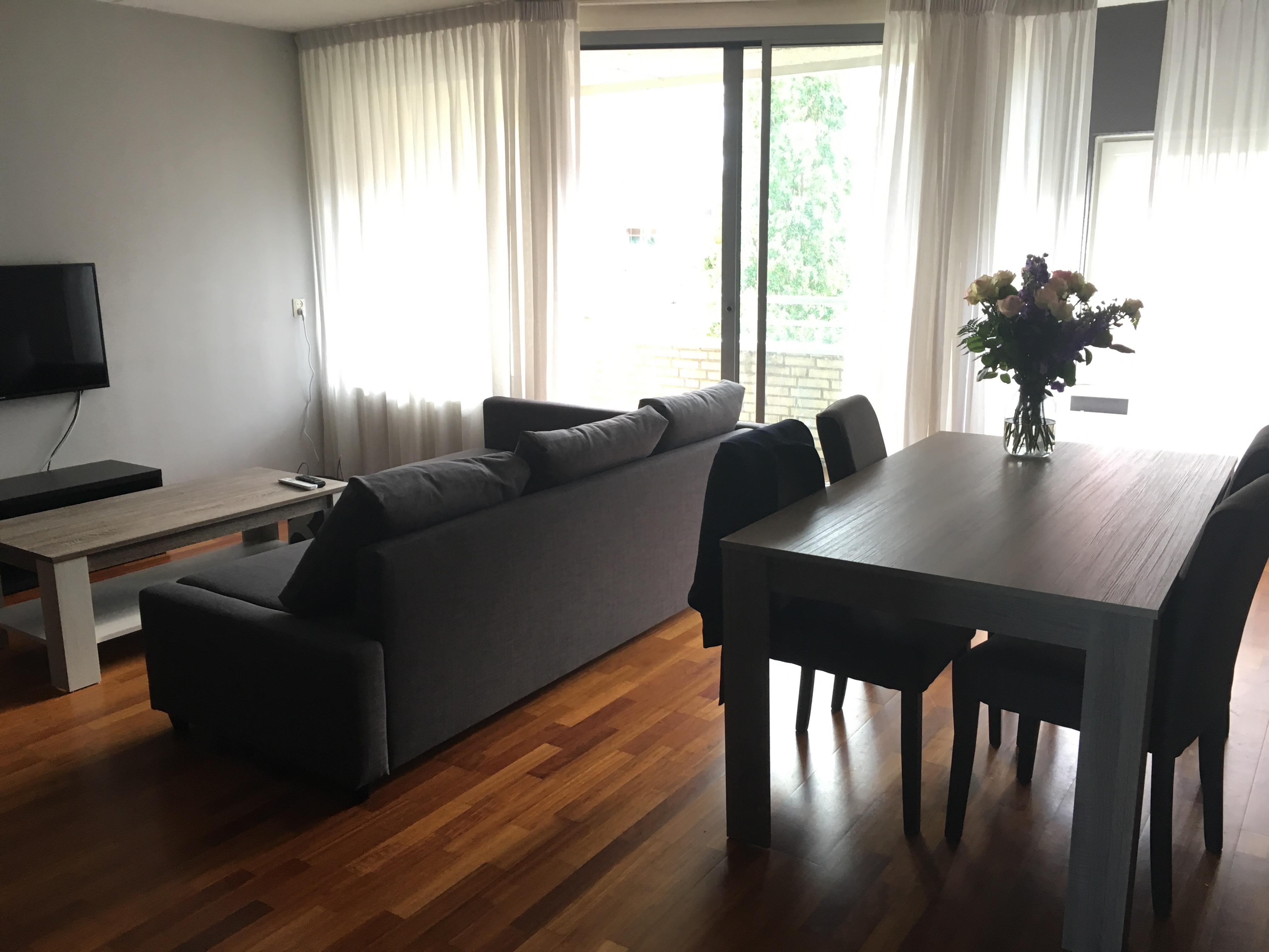Furnished room in 90m2 apartment - only one housemate - Amsterdam West