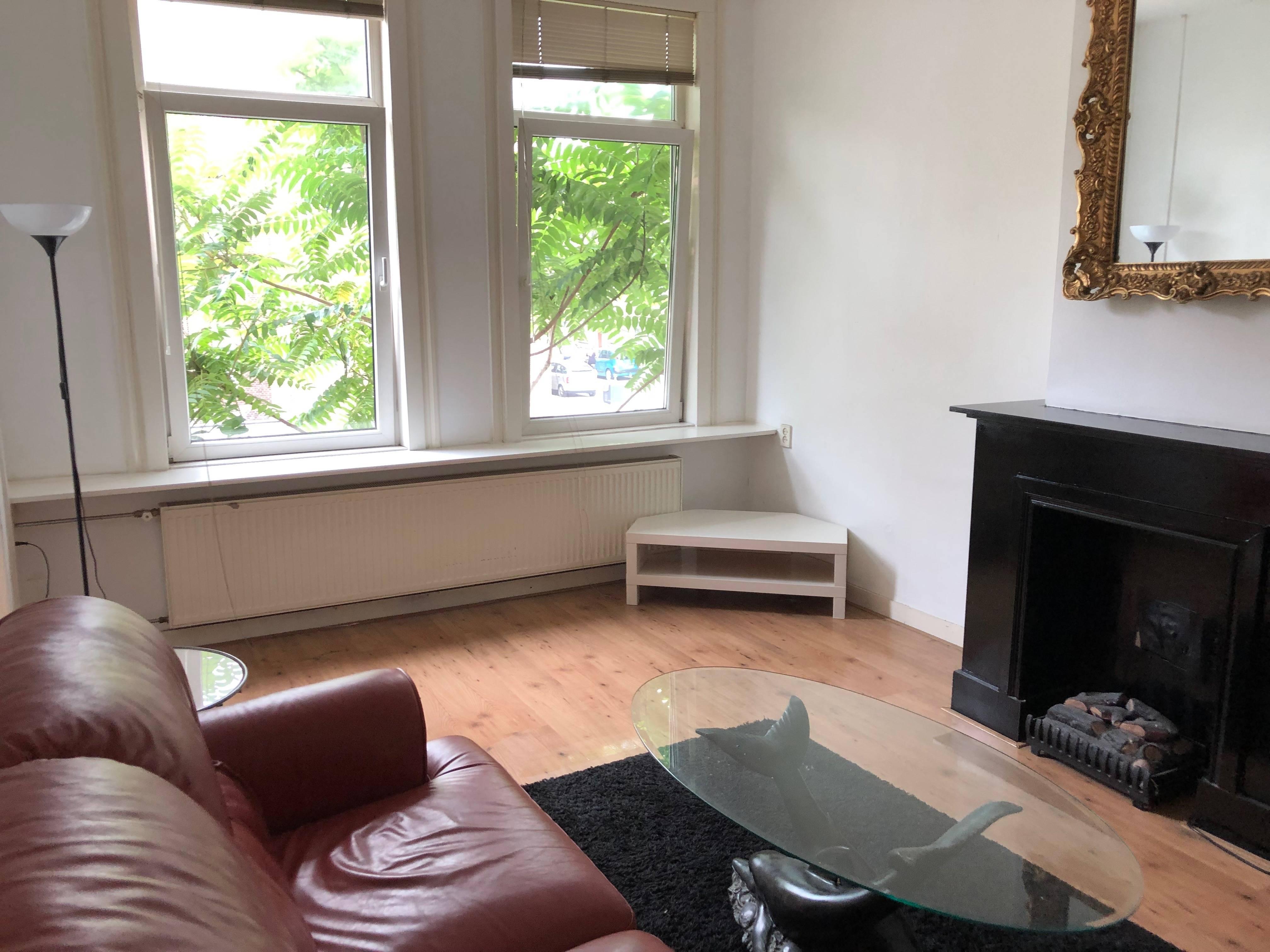 出租 鹿特丹市中心 Beukelsdijk 高级公寓,洗衣机,冰箱等设备齐全
