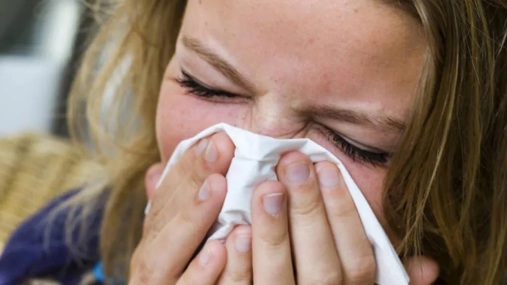荷兰花粉季要来了,专家教如何辨别花粉症与新冠病毒感染
