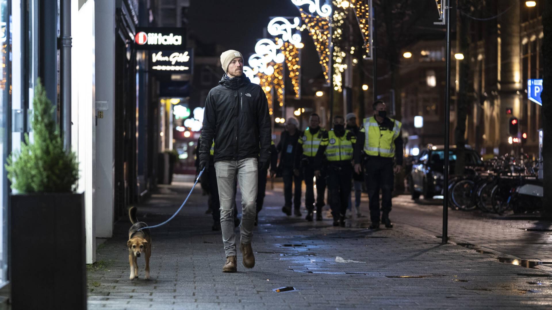 快讯:荷兰内阁决定将宵禁时间延长至晚上10点开始