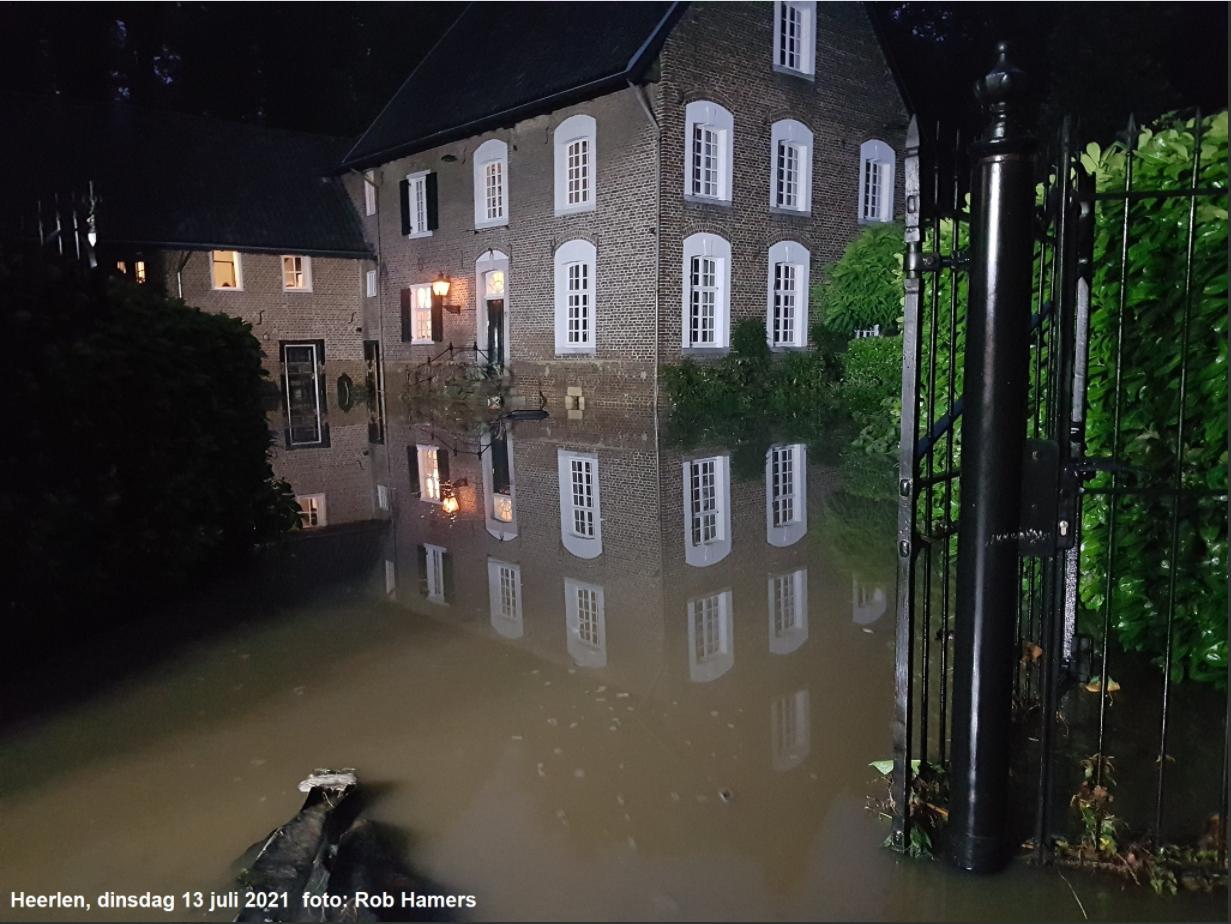 [专题] 荷兰/德国/比利时/卢森堡遭遇罕见特大洪灾全过程汇总