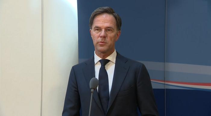 荷兰首相Rutte:下周入院治疗患者将达到峰值,无需收紧限制措施